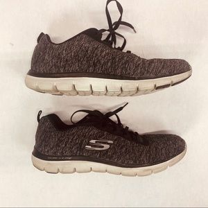 Sketchers Womens Sneakers Sz 10 Air Cooled